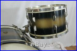 1954 Rogers vintage champion drum set