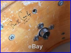 1970 Ludwig Citrus Mod Drum Set