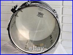 1970s Gretsch Drum Set Bop Kit In Black Nitron