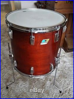 1980 Ludwig Rock Machine 6-piece Drum Set Custom Order Beautiful