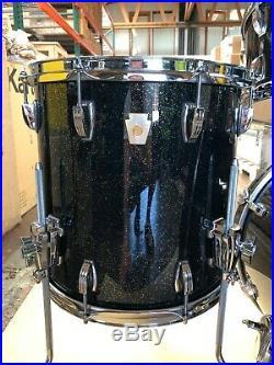 4 PC. Ludwig Classic Maple USA Drum Set