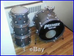 4 pieces drum set Genista premier