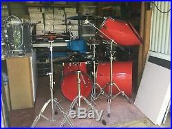 6 piece NORTH Drum set local pick up Tampa Florida