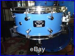 6 piece Trick Custom Drum set includes snare FINAL PRICE DROP