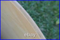 70s/80s Ludwig USA 22 BASS DRUM SHELL in RED MAHOGANY for YOUR DRUM SET! #E695