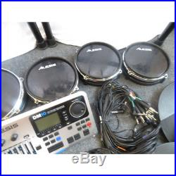 Alesis DM10 STUDIO KIT Professional Six-Piece Electronic Drum Set LOCAL PICKUP O