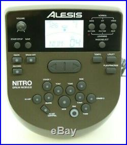 Alesis DM7X Nitro Module Electronic Drum Set Fast Shipping
