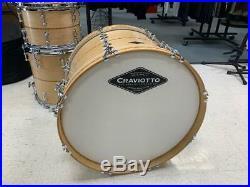 Craviotto Drum Set Never Played