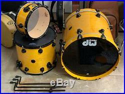 DW Collector's 3-Piece Maple Drum Set
