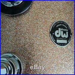 DW Collector's Series Drum Set Champagne Sparkle