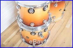 DW Collectors series 4 piece drum set kit Excellent! -used drums for sale