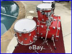 DW Drum Workshop 4pc Drum Set
