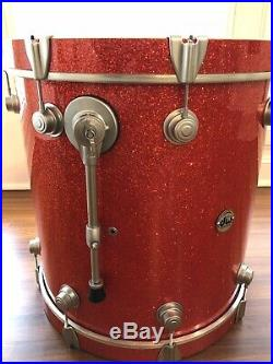 DW collectors three piece drum set