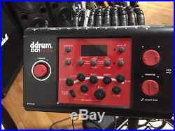 Ddrum DD1 8-Piece Electronic Drum Set