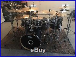 Drum Set + EXTRAS