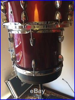 Drum set used