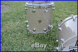 Dw USA Classics Series 4 Pc Broken Glass 22 12 13 16 Drum Set! D870