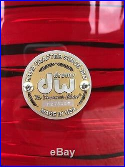 Dw collectors series 5 Piece drum set LAST REDUCTION