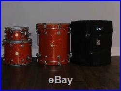 Dw collectors series drum set
