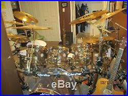 Dw collectors series drum set drum kit, One of a kind! Includes everything
