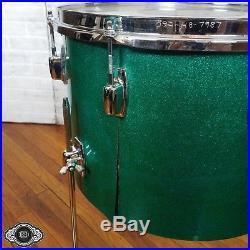 Elusive Ludwig Standard Single Six S-340 rare vintage late 60s nesting drum set