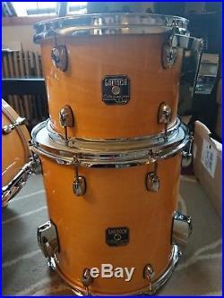 Great Condition Gretsch Catalina Jazz Club Drum Set Just Shells