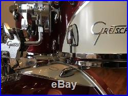 Gretsch Drum set / Drum kit Renown / 57 Motor City Red