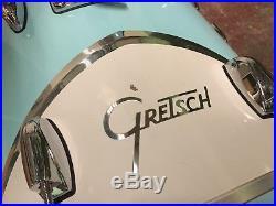 Gretsch Renown 57 4pc Bop Drum Set with Matching Throne 18x14 12x8 14x14 14x6.5