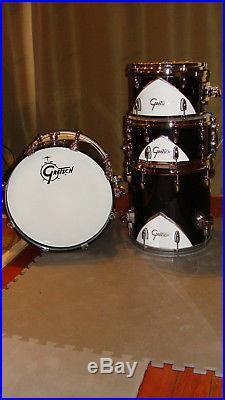 Gretsch Renown'57 drumset in motorcity black