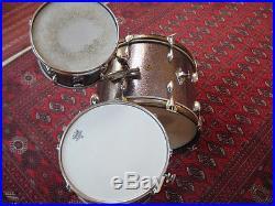 Gretsch Starlight Sparkle Drum Set- No Reserve