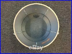 Gretsch USA Custom Jazz Bop Drum Set Gold Sparkle Round Badge 18 12 14