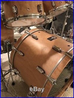 Legend Keller Birdseye maple drumset 7pc May 21, 1996 PRICE LOWERED
