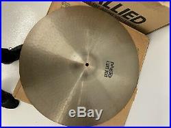Ludwig Amber Vistalite Complete Drum Set Bonham Zeppelin Paiste Cymbals