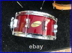 Ludwig CS Custom 5pc Drum Set kit