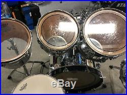 Ludwig Classic Maple 7 piece drum set