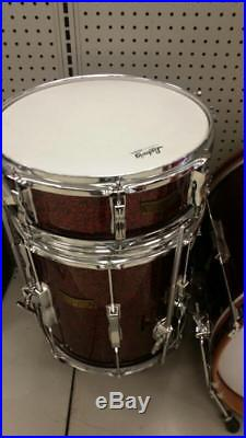 Ludwig Club Date Special Edition Drum Set Local Pick-up Only N. Caro (ppp003204)