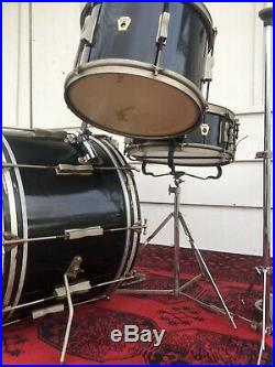 Ludwig Clubdate Drum Set Drum Kit Drums Festival Snare Drum