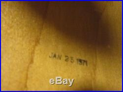 Ludwig Natural Maple Big Beat Drum Set 12 13 16 22 3ply Shells Vintage 1971 Rare
