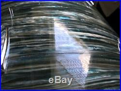 Ludwig Vintage Blue Oyster Pearl Pre-Serial 60's Drum Set