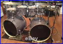 Mapex mars 7 piece double bass drum set shell pack shirt for Bali motorized blinds programming