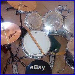 PDP dw 7-piece Acoustic Drum Set