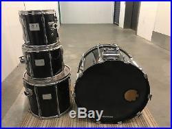 PEARL CZX Studio 4PC Drum Set kit in Midnight Quartz