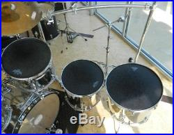 Pearl Export 9pc Drum Set With Tons Of Hardware (ao3005913)