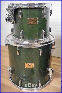 pearl masters custom extra maple drum set kit excellent used drums for sale used drum sets. Black Bedroom Furniture Sets. Home Design Ideas
