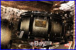 Pearl Masters MRX 5-piece Diamond Burst Drum Set withBags Used
