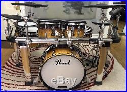 Pearl Mimic Pro/ E-pro best shells drum Set