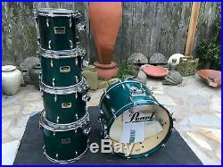 Pearl Session Series 5pc Drum Set kit