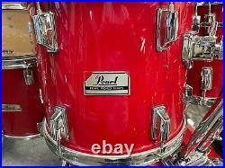 Pearl World Series Vintage 4 piece drum set