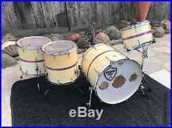 Precision Drum Custom Shop Endorsee 4pc Drum Set kit