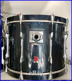 Premier Drum Set Fusion Sizes 10, 12, 14, 22